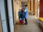 Unterhaltsreinigung Landkreis Kreve, Treppenhaus Reiningung, Büro Reiningung